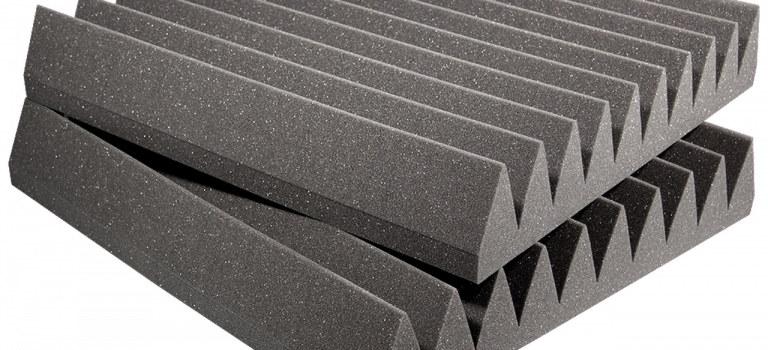 The right way to build a home studio - Foam Wedges